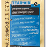 raparatie tape   Tear-Aid Kit Type A 7,6 cm x 30 cm